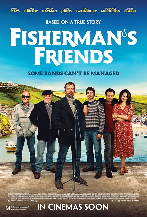 Poster of Fisherman's Friends