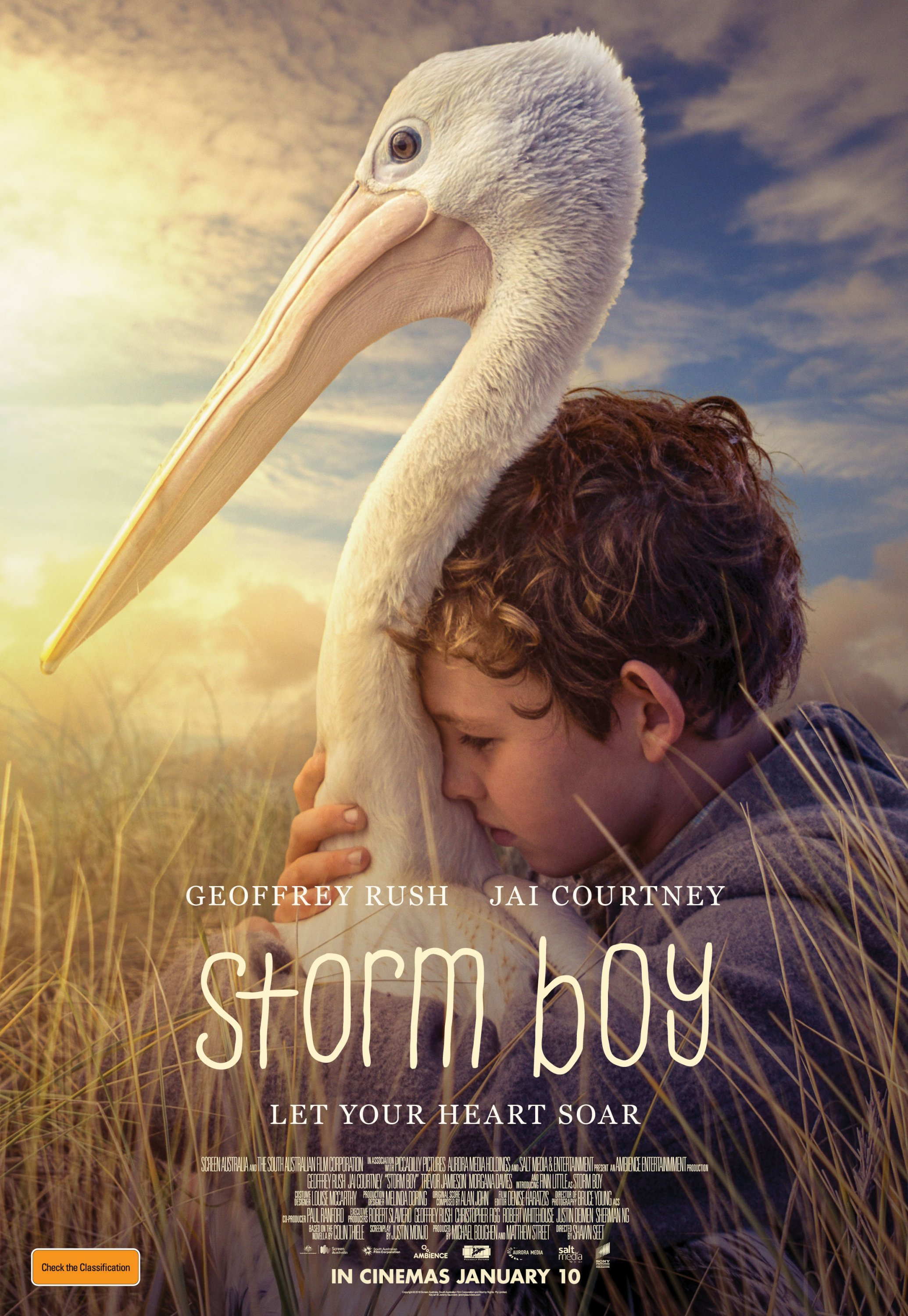 Poster of Storm Boy