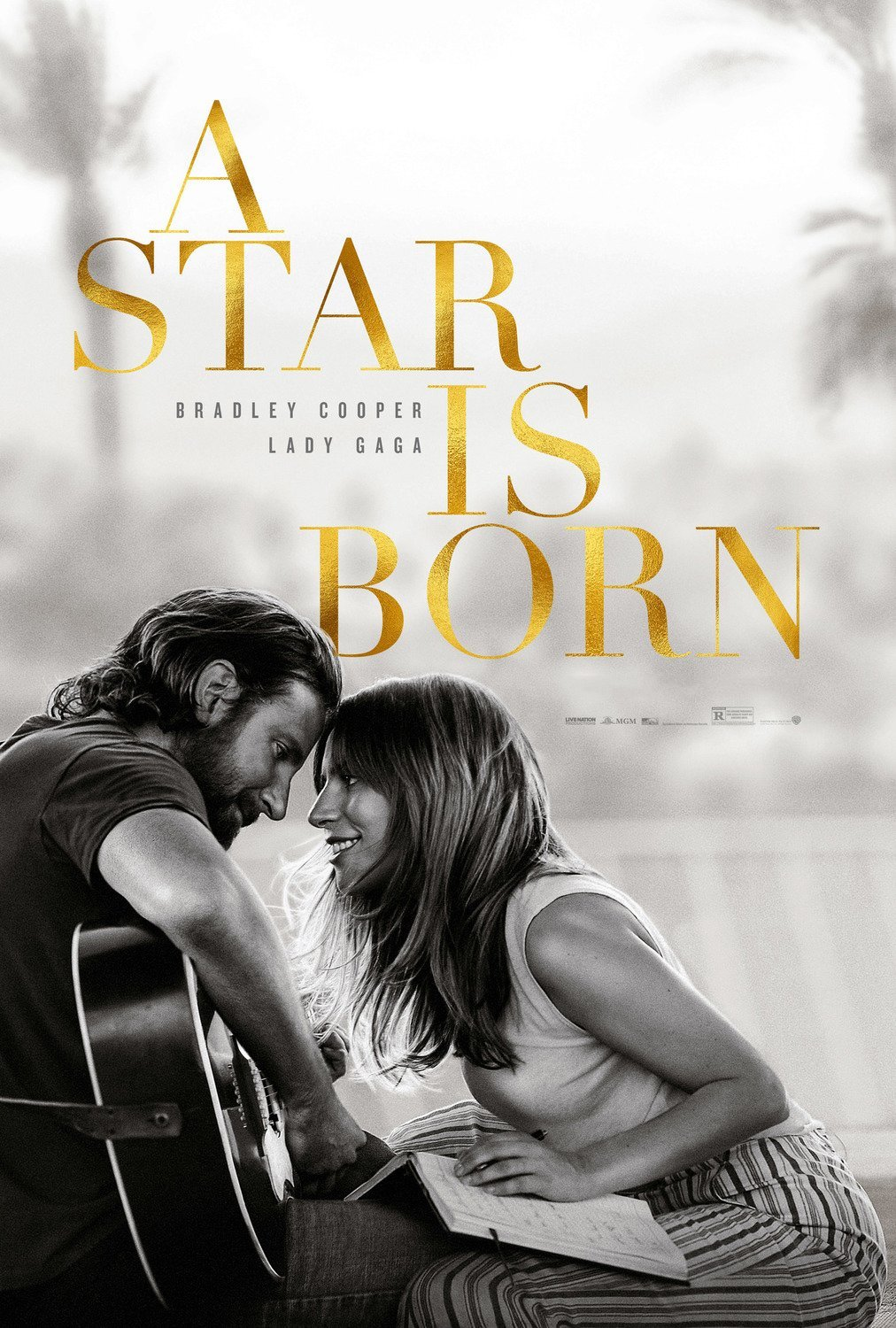Poster of A Star is Born - Encore Version