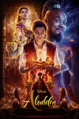 Poster of Aladdin 3D