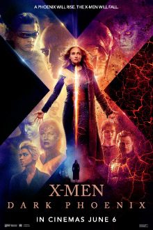 Poster of X-Men: Dark Phoenix 3D