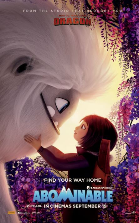 Poster of Abominable 3D