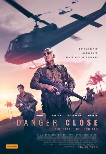Poster of Danger Close: The Battle of Long Tan