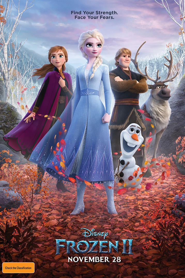 Poster of Frozen 2 3D