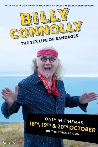 Poster of Billy Connolly: The Sex Life of Bandages