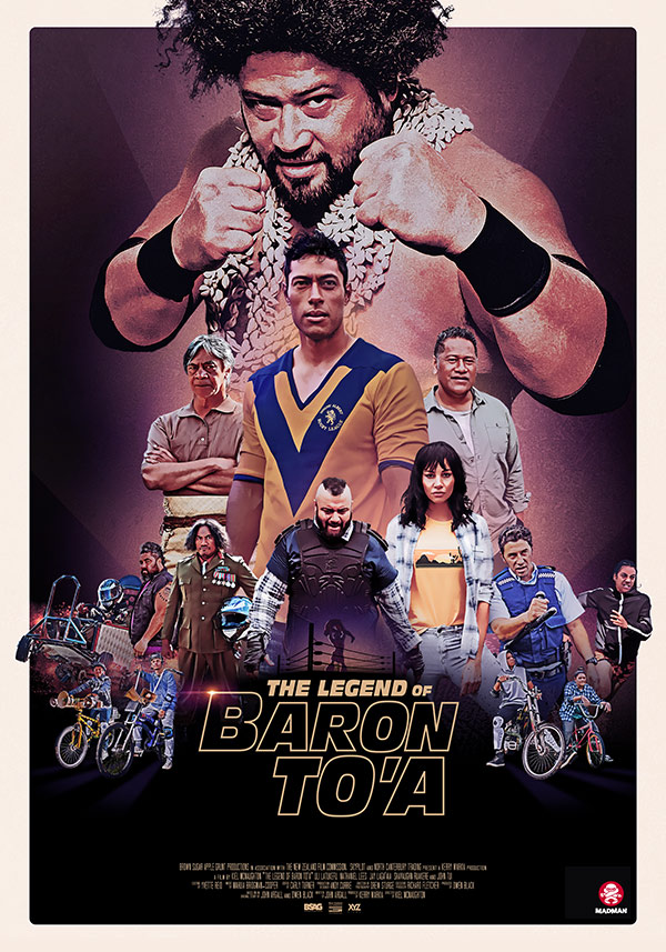 Poster of The Legend of Baron To