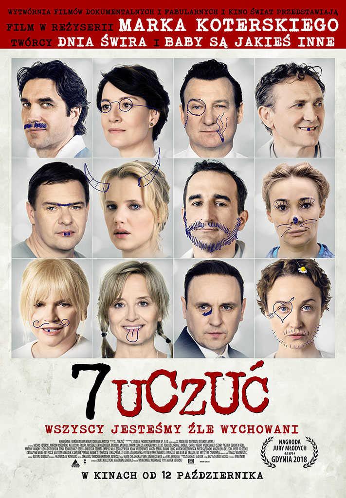 7 uczuć (2018)