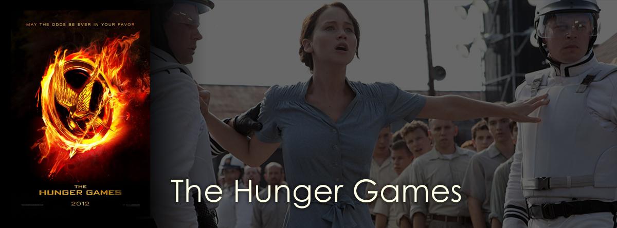 Slider Image for The Hunger Games
