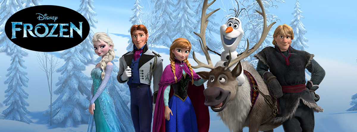 Slider Image for Frozen