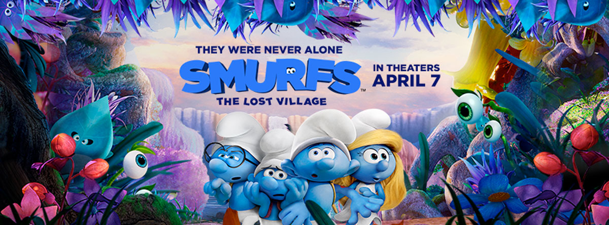 Slider Image for Smurfs: The Lost Village