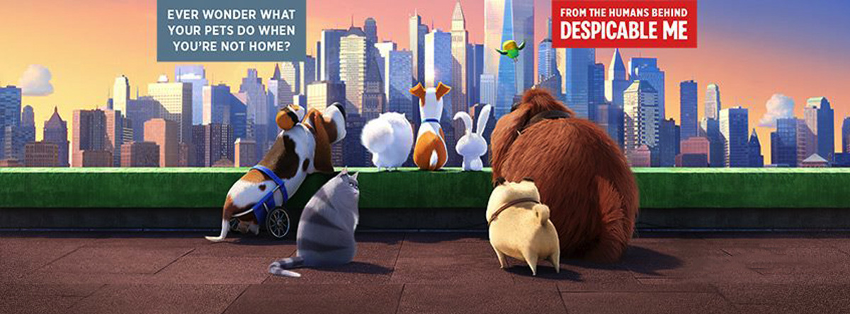Slider Image for The Secret Life of Pets