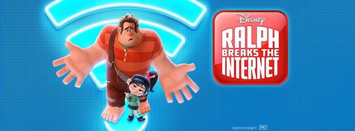 Slider Image for Ralph Breaks the Internet