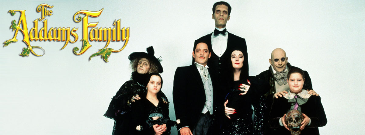Slider Image for The Addams Family (1991)