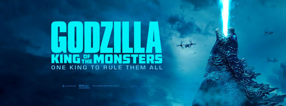 Slider Image for Godzilla: King of the Monsters