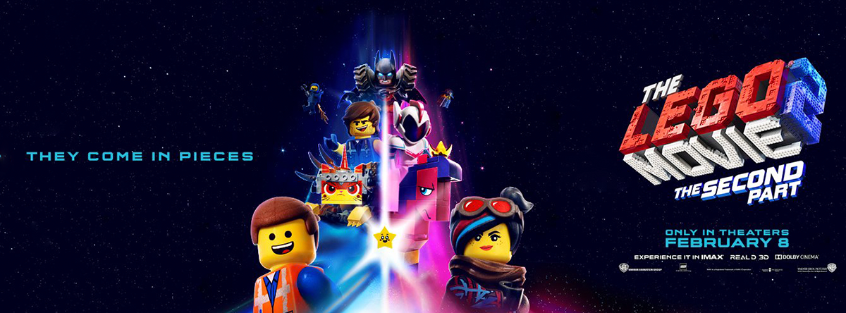 Slider Image for The LEGO Movie 2: The Second Part