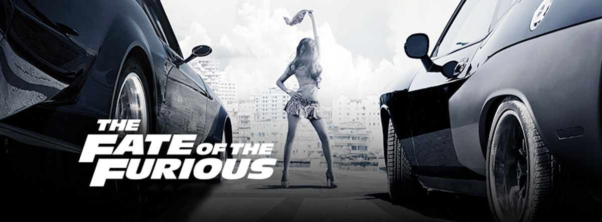 Slider Image for The Fate of the Furious