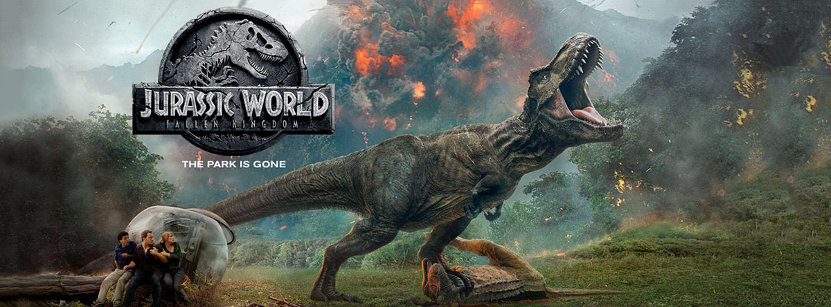 Slider Image for Jurassic World: Fallen Kingdom