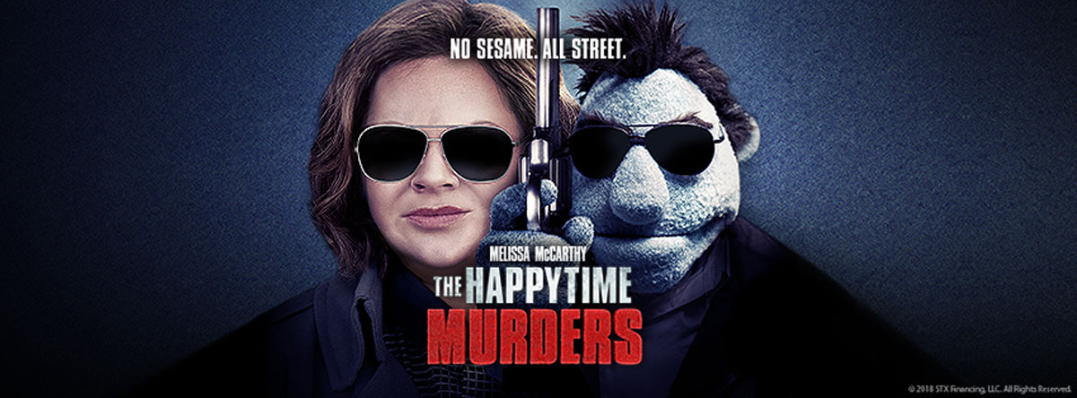 Slider Image for The Happytime Murders