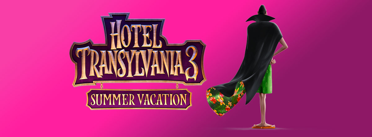 Slider Image for Hotel Transylvania 3: Summer Vacation 3D