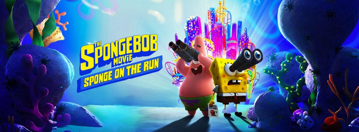 Slider Image for The SpongeBob Movie: Sponge On The Run