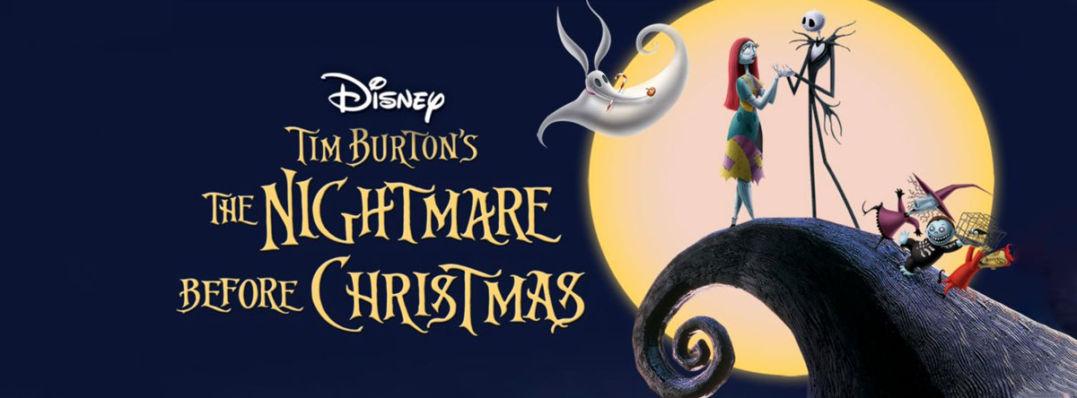 Slider Image for Tim Burton's The Nightmare Before Christmas