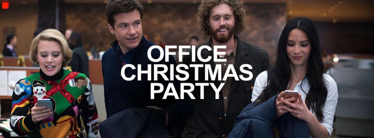 Slider Image for Office Christmas Party