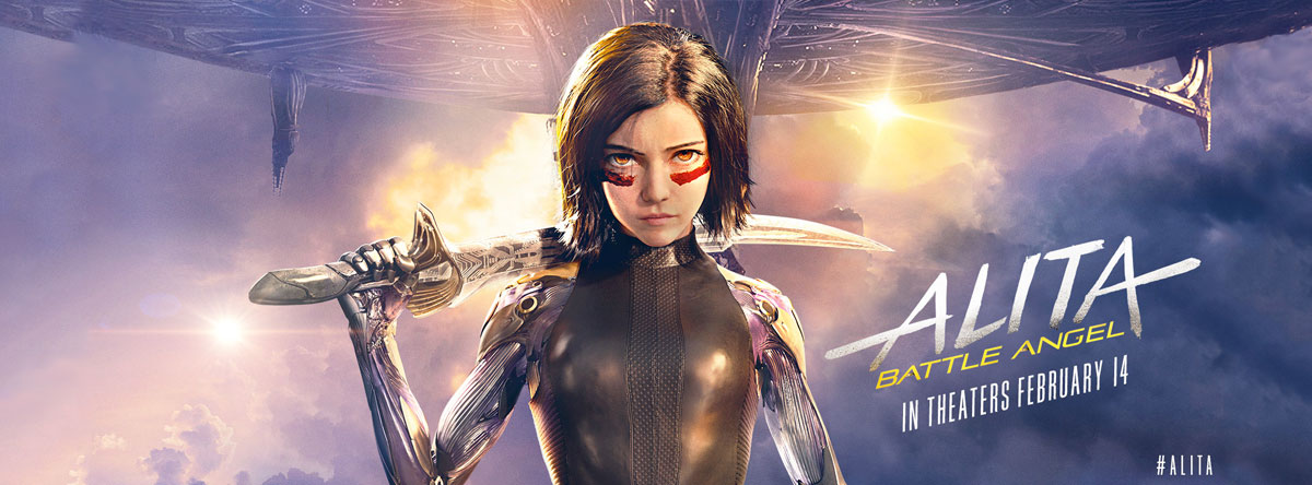 Slider Image for Alita: Battle Angel