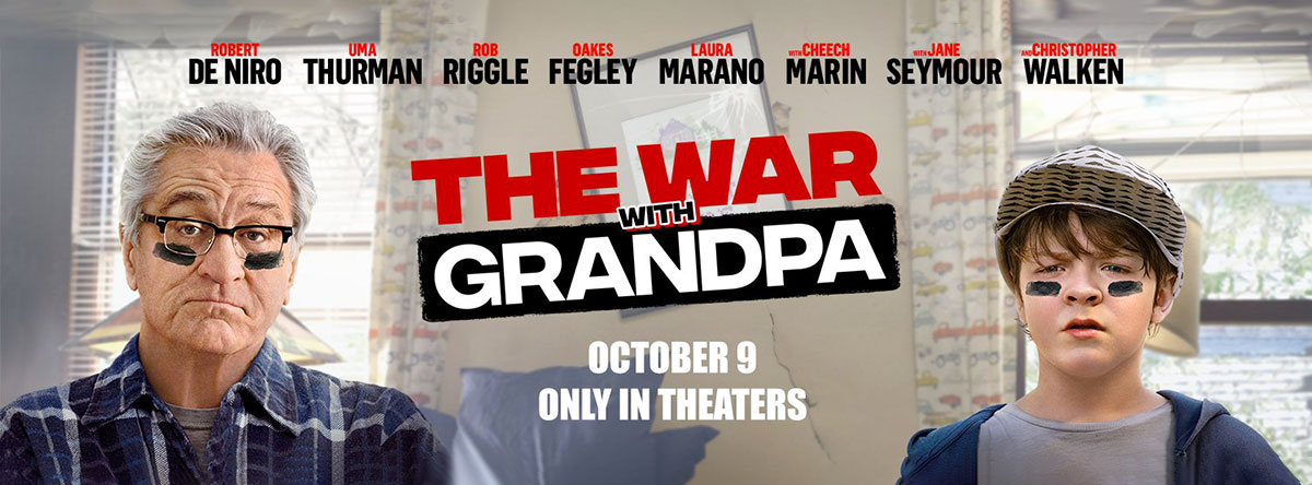 Slider Image for War with Grandpa, The