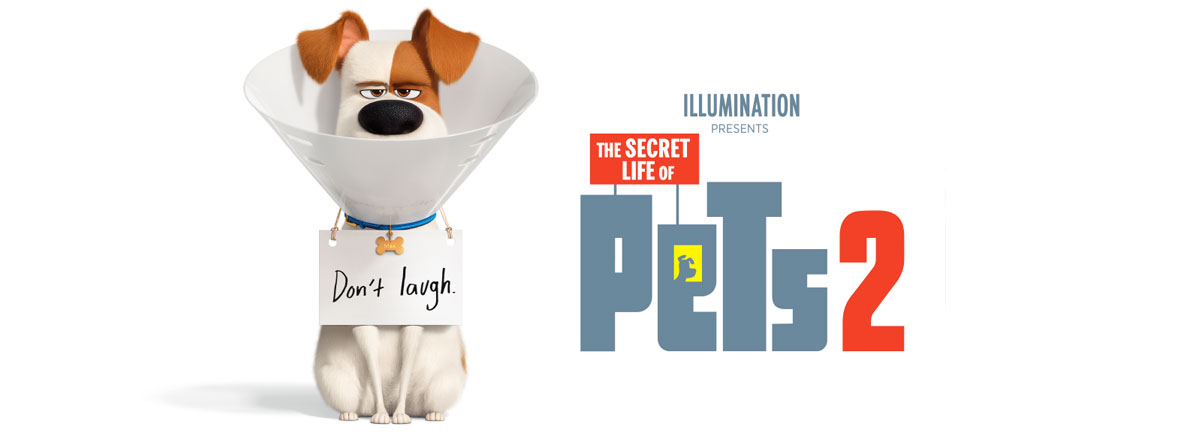 Slider Image for The Secret Life of Pets 2