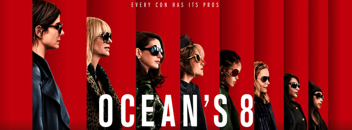 Slider Image for Ocean's 8