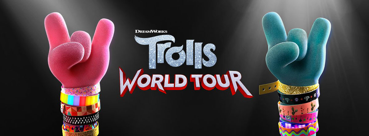 Slider Image for Trolls World Tour