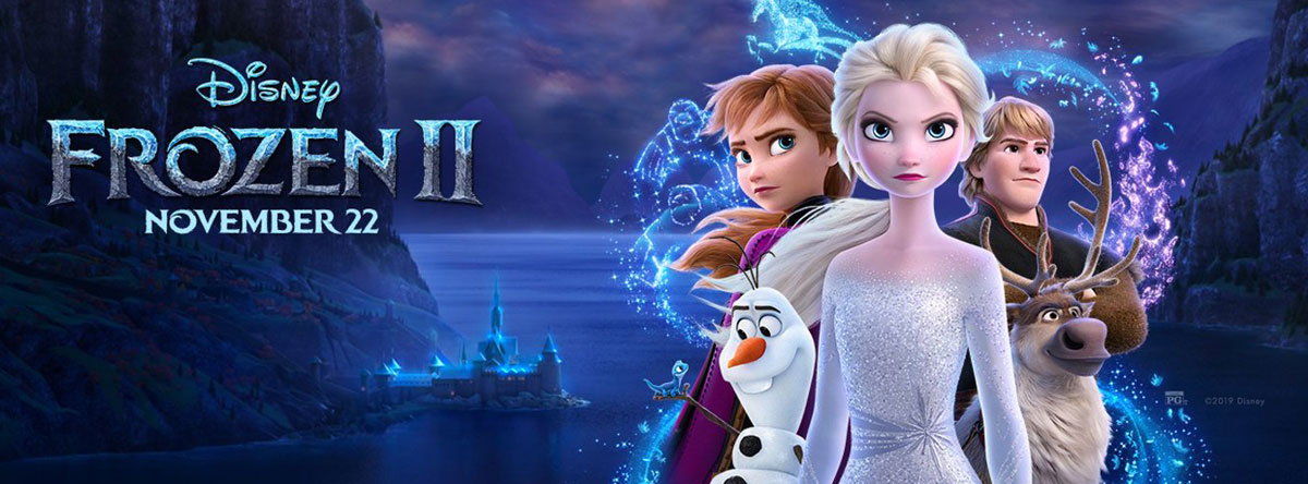 Slider Image for Frozen II