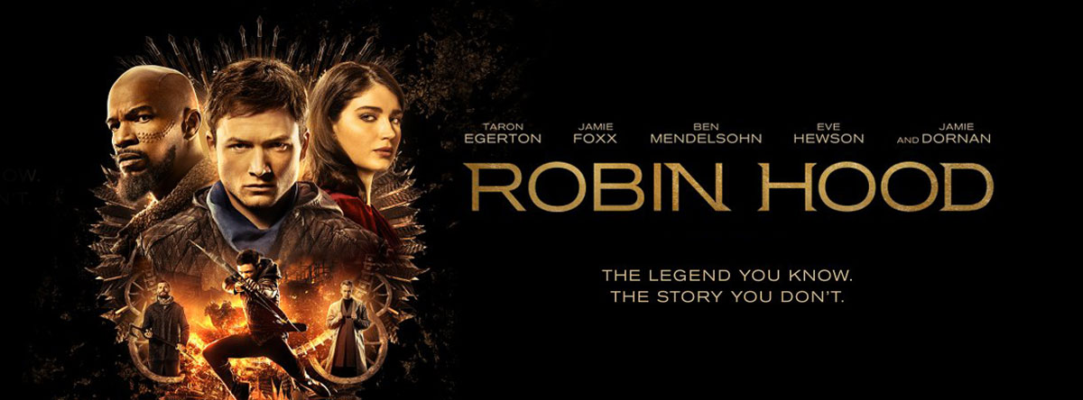 Slider Image for Robin Hood