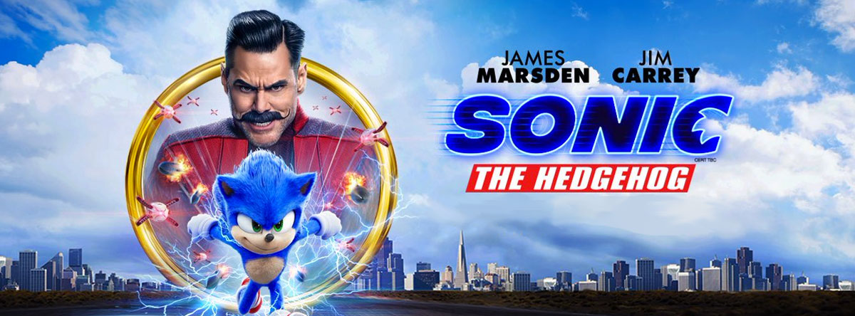 Slider Image for Sonic The Hedgehog