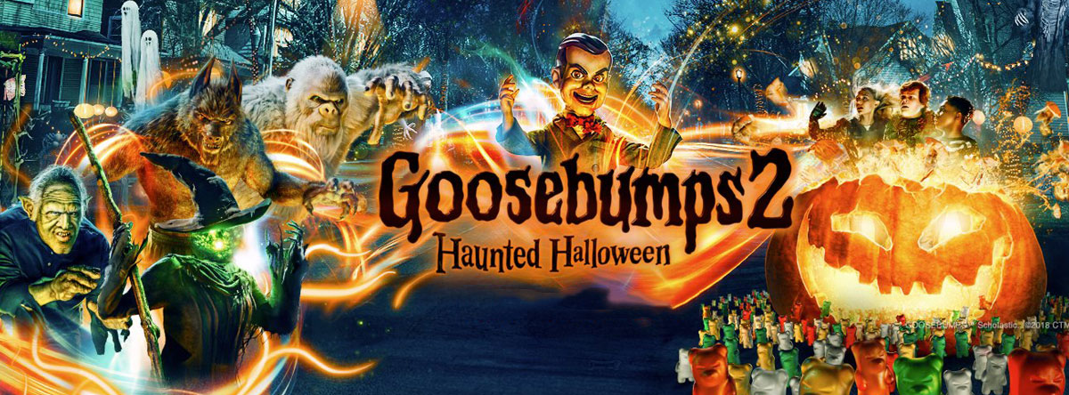Slider Image for Goosebumps 2: Haunted Halloween