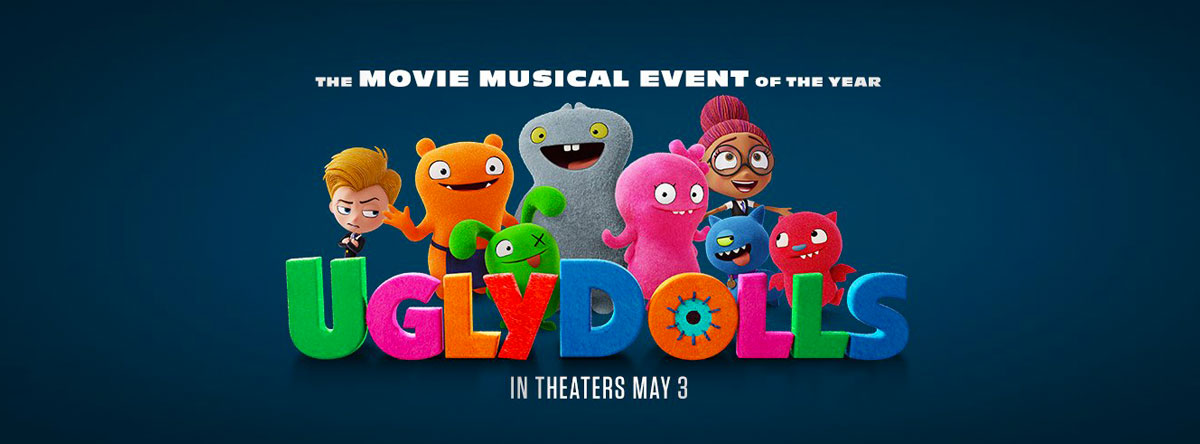 Slider Image for UglyDolls