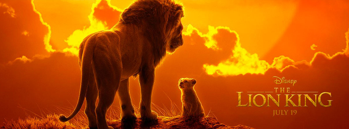 Slider Image for The Lion King (2019)