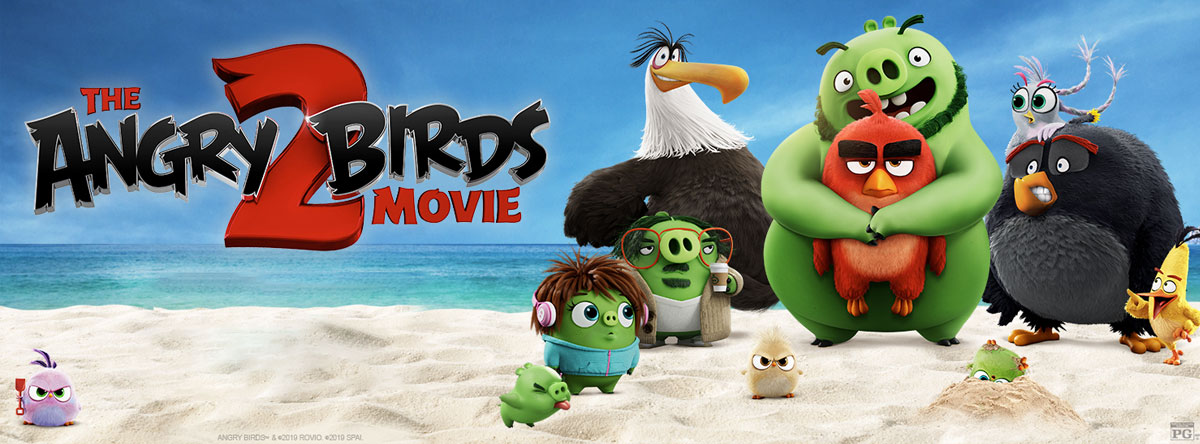 Slider Image for The Angry Birds Movie 2