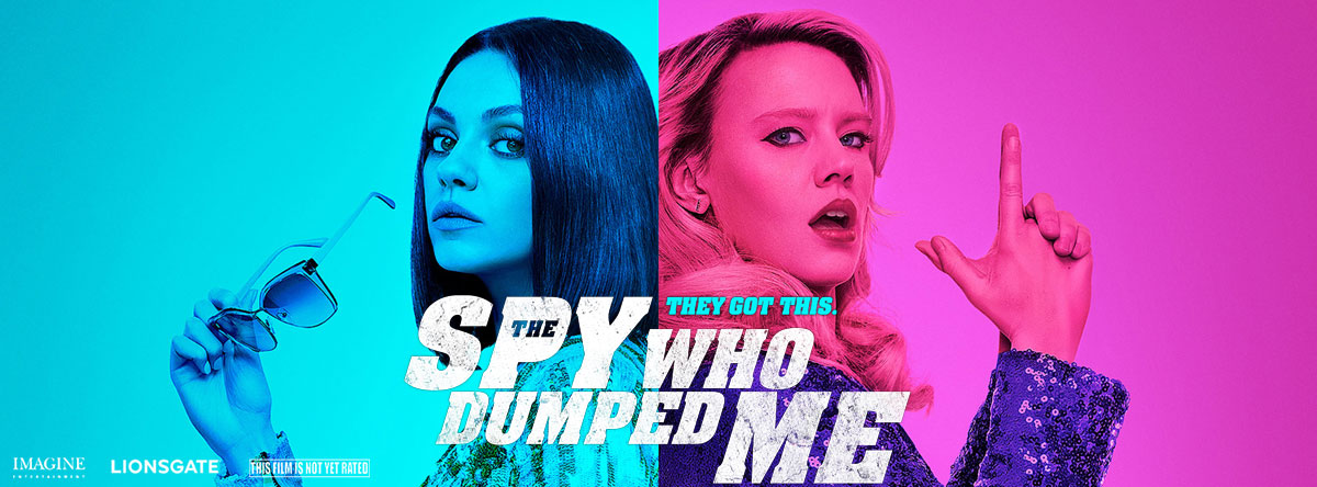 Slider Image for The Spy Who Dumped Me