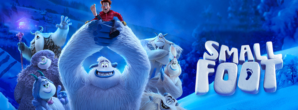Slider Image for Smallfoot