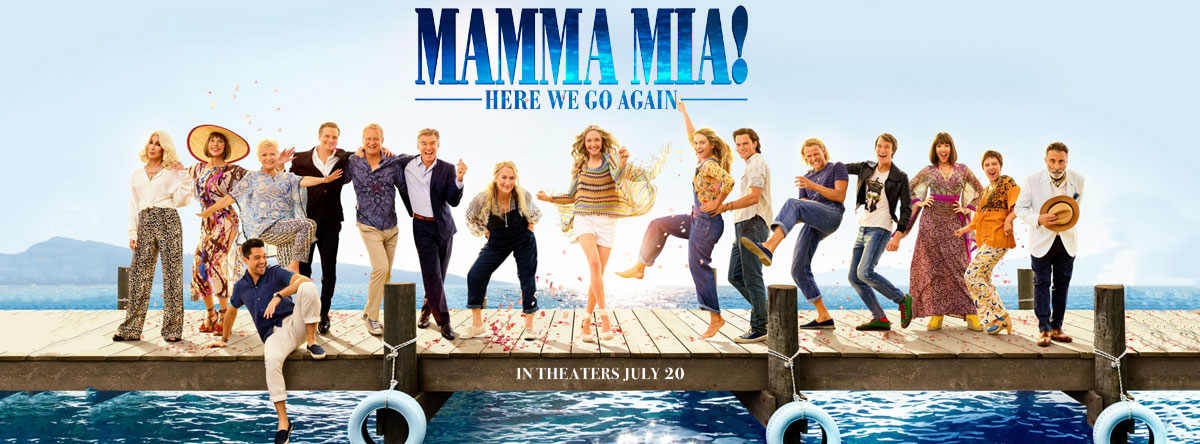 Slider Image for Mamma Mia! Here We Go Again