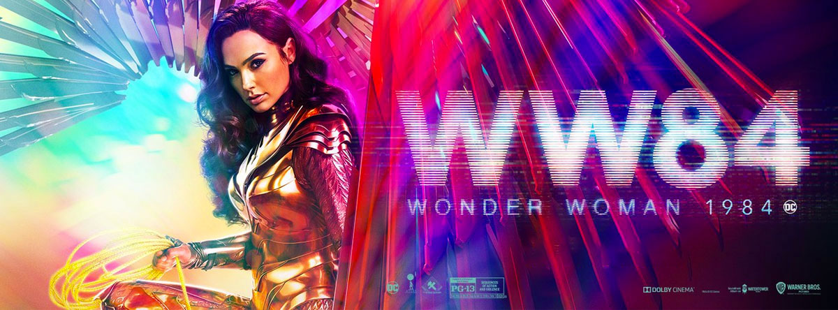 Slider Image for Wonder Woman 1984