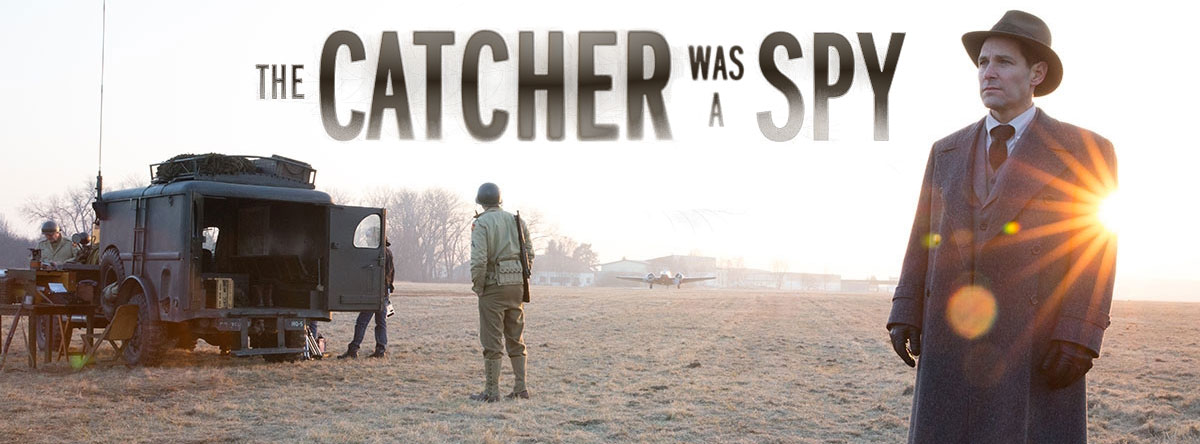 Slider Image for The Catcher Was A Spy