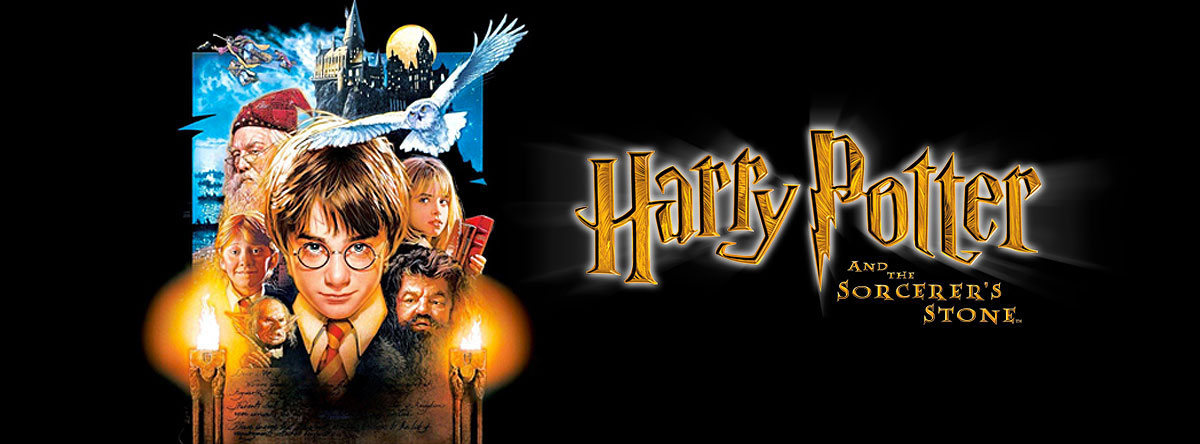 Slider Image for Harry Potter and the Sorcerer's Stone