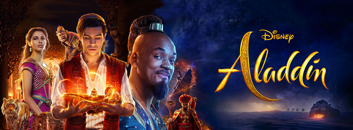 Slider Image for Aladdin
