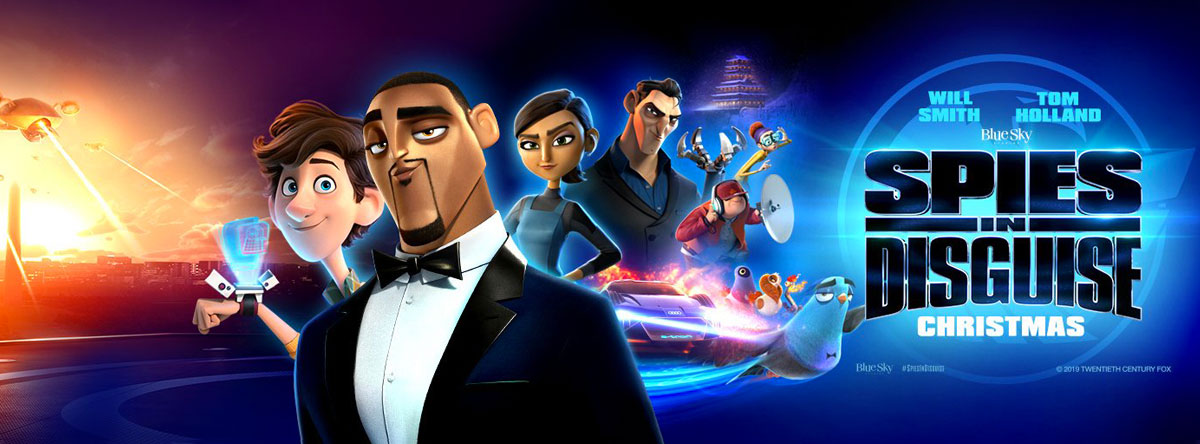 Slider Image for Spies in Disguise