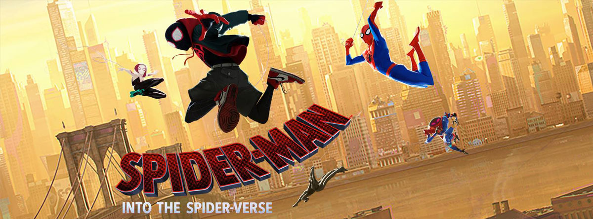 Slider Image for Spider-Man: Into the Spider-Verse