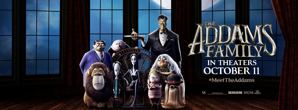 Slider Image for The Addams Family