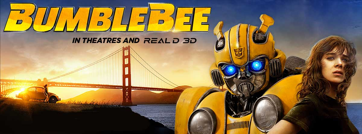Slider Image for Bumblebee in 3D