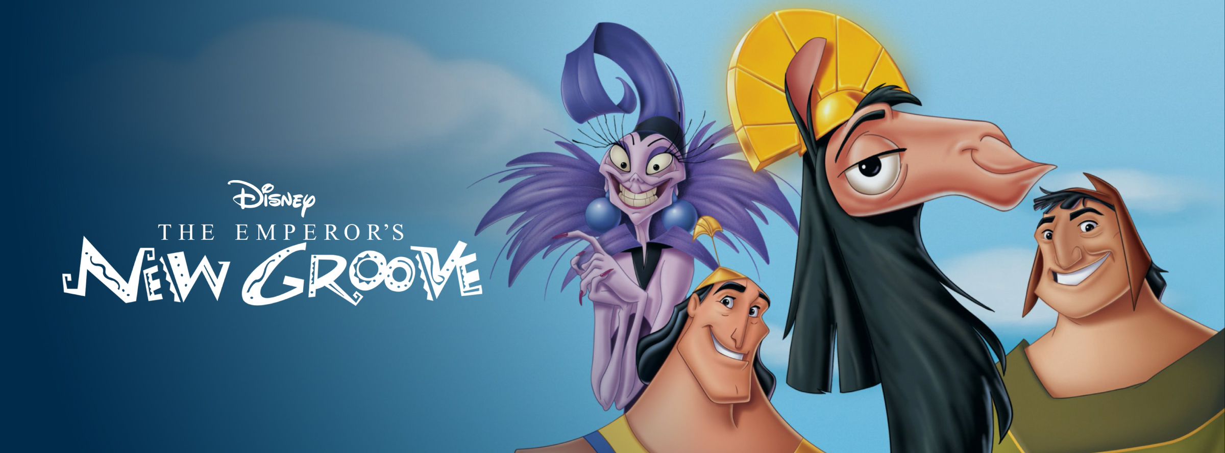 Slider Image for The Emperor's New Groove